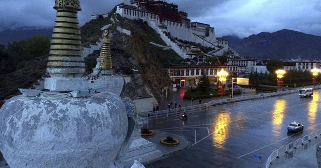 AP PHOTOS: Glimpse of life in Tibet under China's rule