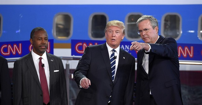 GOP state of play: Rivals still waiting for Trump to fade