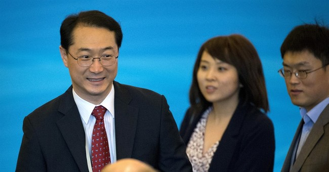 China urges six-party talks over N. Korea nuclear program