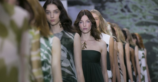 London Fashion Week: Jasper Conran goes green