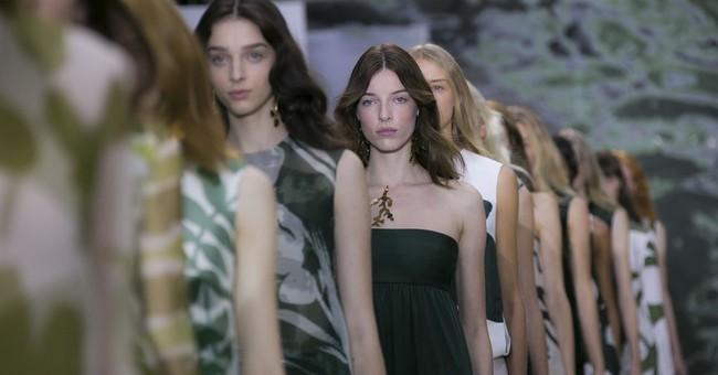 London Fashion Week: Jasper Conran goes green
