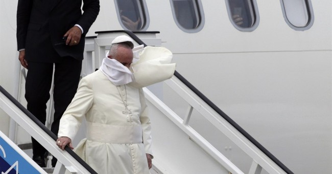 Correction: Pope-The Latest story
