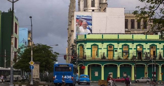 A glance at current and past papal visits to Cuba