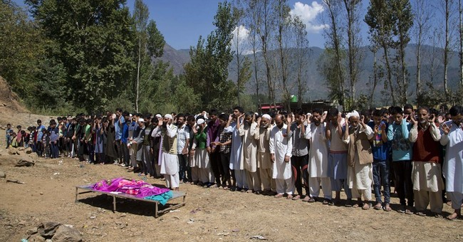 Gunmen kill father and toddler in Indian-controlled Kashmir