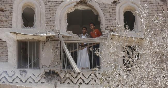Saudi-led coalition airstrikes in Yemen's capital kill 29