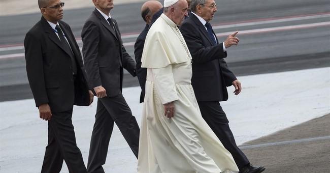 Pope Francis praises US-Cuba detente as model for world
