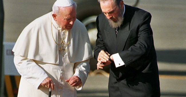 AP WAS THERE: Pope John Paul II arrives in Cuba