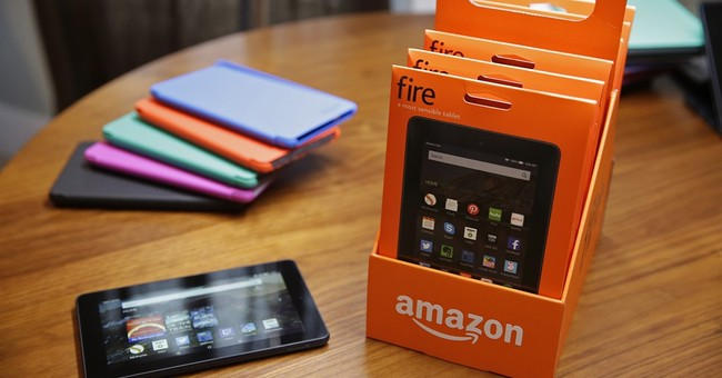 Amazon dangles $50 tablet computer to hook more consumers
