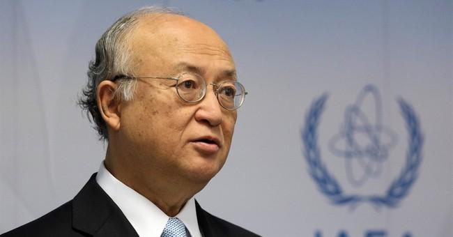 UN nuke chief in Tehran on implementation of roadmap