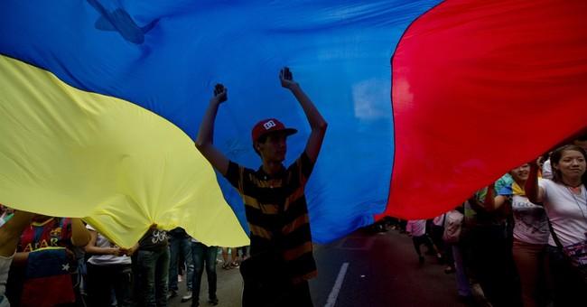 Venezuela's opposition rallies to protest leader's sentence