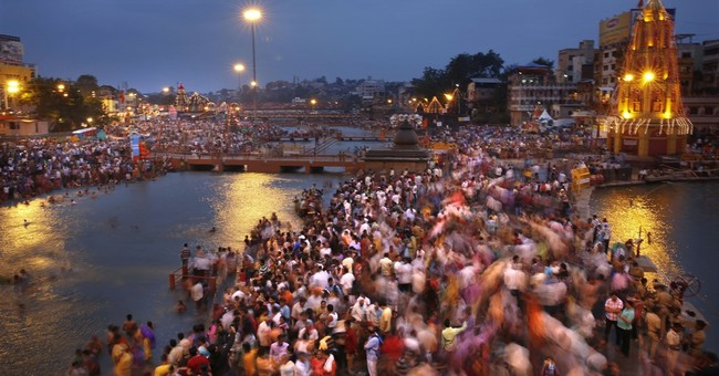 Techies aim to solve ancient Indian festival's safety woes