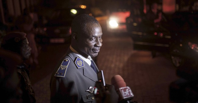 Burkina Faso coup leader says he will hand back power