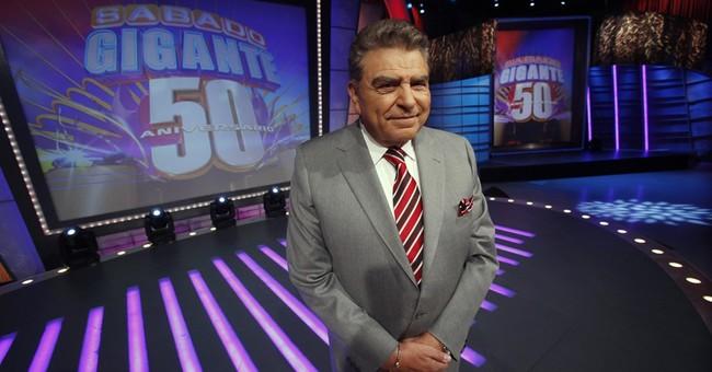 Spanish-language TV host Don Francisco bids farewell