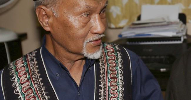 Head of Filipino sultanate that invaded Malaysian state dies
