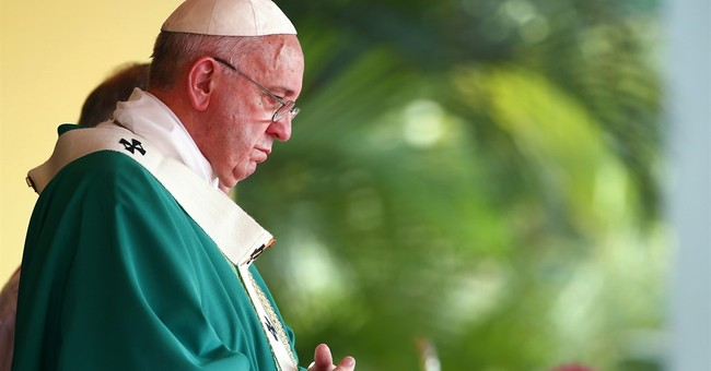 Pope in Cuba begs Colombia, rebels to end conflict