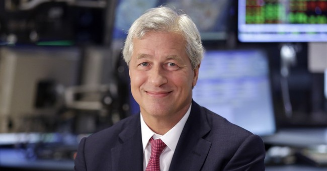 JPMorgan head: CEOs don't have all it takes to be president