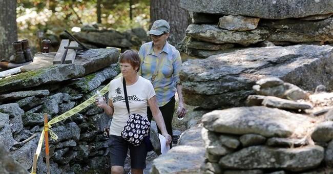 America's Stonehenge: New Hampshire rocks history or hoax?