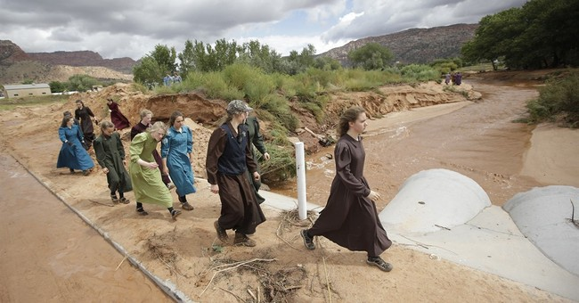 Fatal floods expose delicate balance in polygamous towns