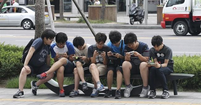 APNewsBreak: South Korea-backed app puts children at risk