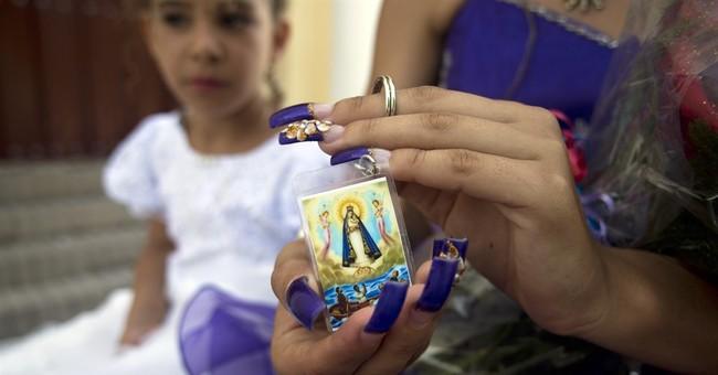 Cuba's tiny patron saint a powerful national symbol