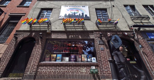 Lawmakers: Make Stonewall Inn a national park