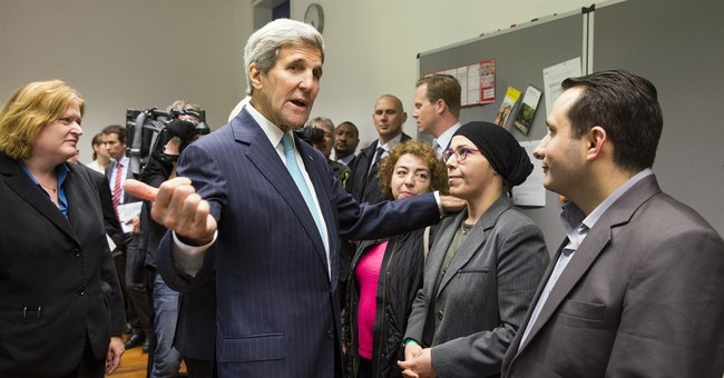 Kerry: US to accept 85,000 refugees in 2016, 100,000 in 2017
