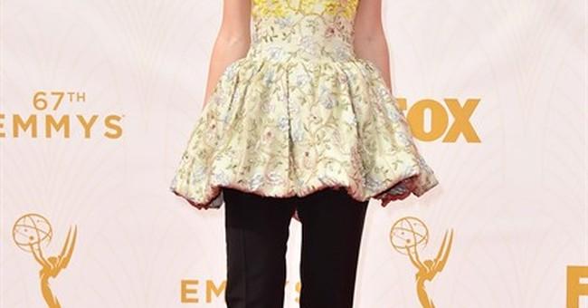 Taraji P. Henson wows in black Alexander Wang at Emmys