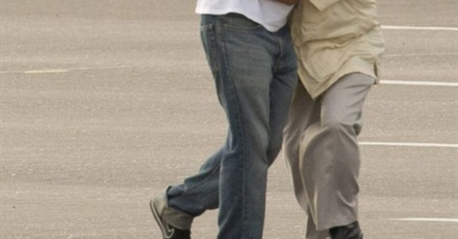 Security is tight after Cuban dissident confronts pope