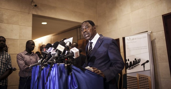 Burkina Faso mediators propose November vote after coup