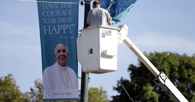 The Latest: Photo shows Pope Francis, Fidel Castro encounter