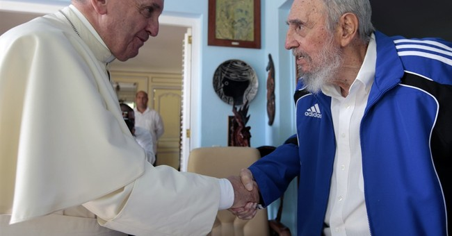 Pope presses message to Cuba: Be willing to change