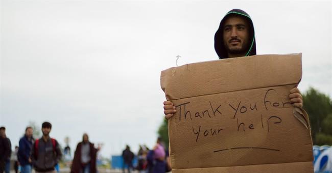 The Latest: Croatia says 27,000 migrants have entered