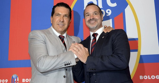 NY lawyer Tacopina resigns as Bologna club president