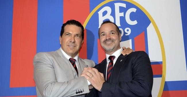 NY lawyer Tacopina resigns as Bologna club president