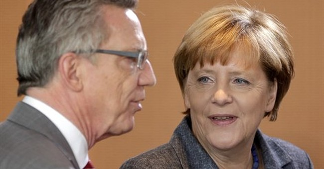 German minister pushes plan for new EU refugee system