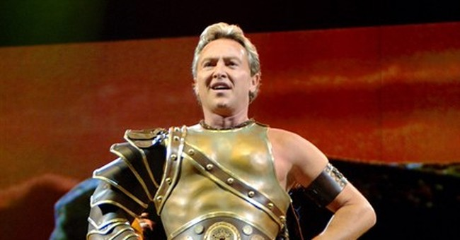 Michael Flatley to make Broadway debut _ and then retire