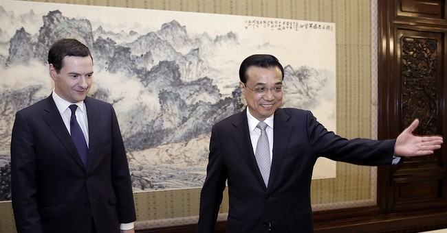 Britain to guarantee Chinese investment in new nuclear plant