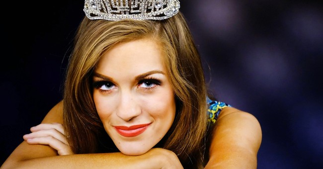 Miss America thought deflategate answer would cost her crown
