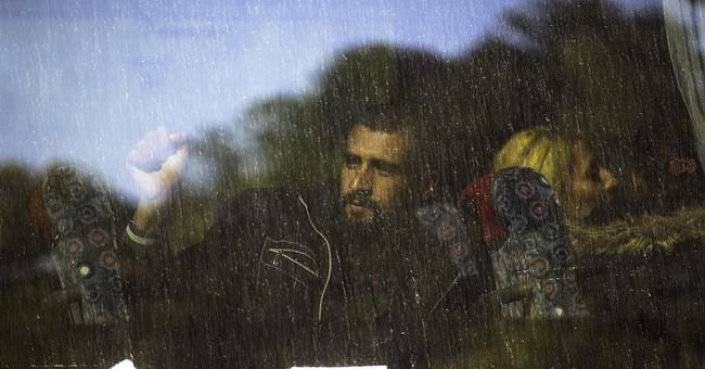 Bickering in the Balkans: Officials clash over migrants