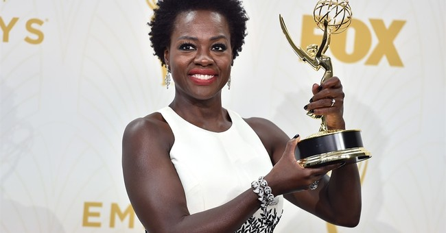 Viola Davis says her story doesn't end with Emmy win