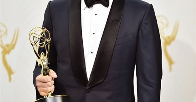 Emmys by the numbers: HBO, 43, Game Of Thrones, 12, Hamm, 1