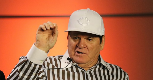 Pete Rose says he's 'just happy' to meet with commissioner