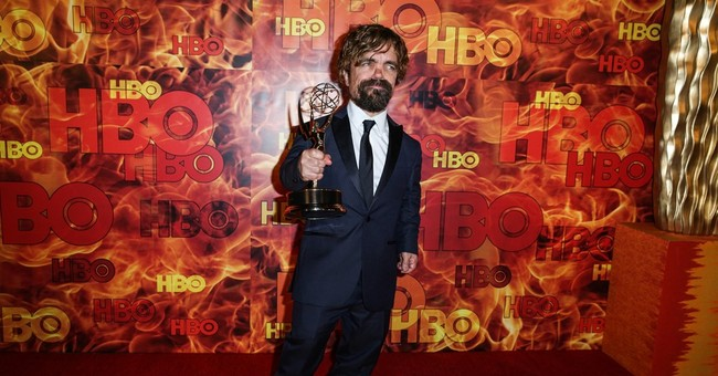 'Veep,' 'Thrones' stars celebrate Emmy wins at HBO party