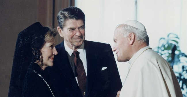 Some notable moments between popes and US presidents