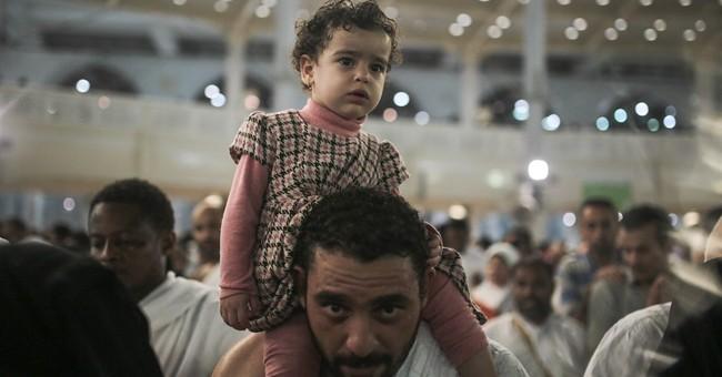 More than 2 million Muslims in Saudi start hajj pilgrimage