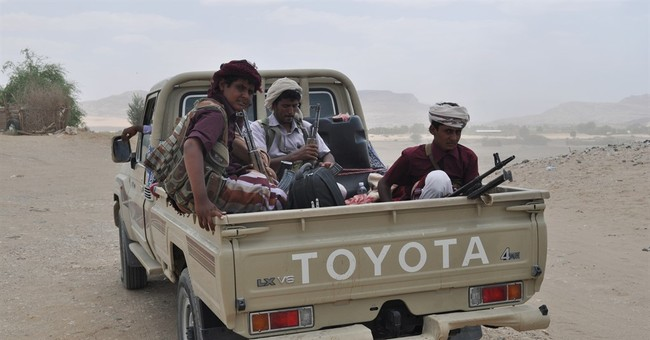 Yemeni pro-government forces stall in push toward capital