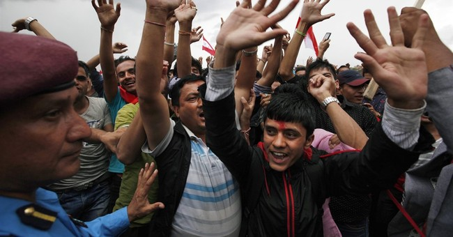 Nepal eases curfews though constitution protests persist