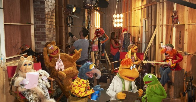 'The Muppets' return to TV; Miss Piggy swans, Kermit suffers
