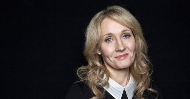 JK Rowling tells a new Harry Potter story on her website