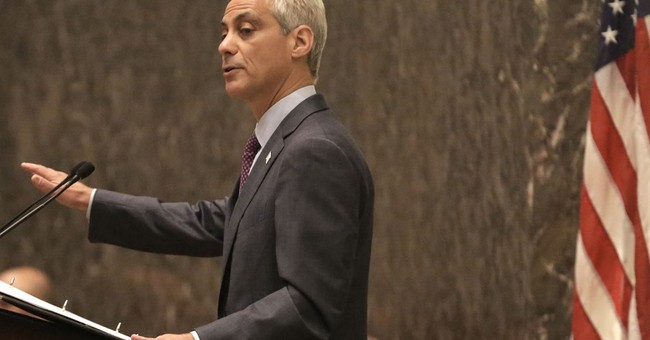 Chicago mayor's budget includes massive property hike